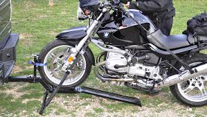 front wheel motorcycle tow bracket