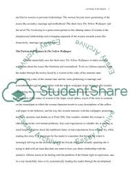 the yellow and the awakening term paper the yellow and the awakening essay example