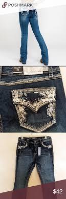 Grace In La Size Chart Grace In La Jeans Grace In La Jeans Bnwt Only Tried On I
