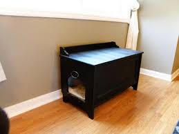 furniture to hide litter box. Delightful Cat Litter Box Bench 1 25 Unique Furniture Within Intended For Hidden Boxes Design 14 To Hide N
