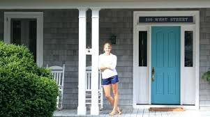 Turquoise front door Entryway Paint Color For Front Door Of Gray House Turquoise Exterior What To Light Pinstripingco Paint Color For Front Door Of Gray House Turquoise Exterior What To