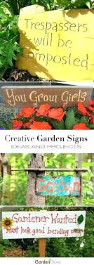 vintage vegetable garden signs best ideas on markers plant labels and for