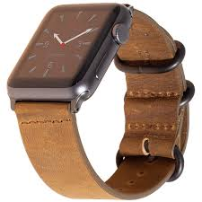 metal bands are great and nylon or rubber are perfect for sports but a nice watch on a leather