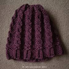 Loom Knitting Hat Patterns Cool Ravelry Loom Knit Cable Hat And Wristers Hat Pattern By Lion