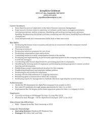 012 Hr Business Partner Cover Letter Sample Images Resume