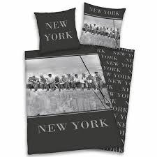 new york york york city bedding duvet cover sets usa skyline single double