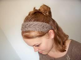Free Knitted Headband Patterns Unique Knitting Patterns Galore February Lady Lace Headband