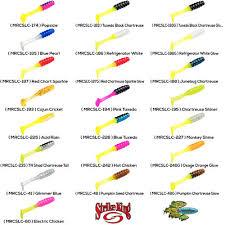 Strike King Panfish Mr Crappie Slabalicious Choose 22 Colors Mrcslc Lures Ebay