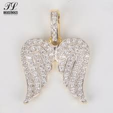 odm fancy sterling silver angel wings whole jewelry los angeles california
