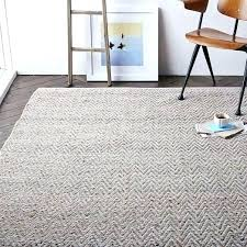 jute rug west elm review awesome chenille herringbone platinum 8 walking with cake clay design