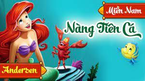Nàng Tiên Cá - Truyen Co Tich Nang Tien Ca - Giọng Đọc Miền Nam - YouTube