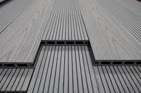 gray composite decking. Fine Composite Saige Composite Decking Grey Inside Gray Decking T
