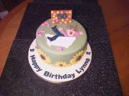 Birthday Cake For 50 Year Old Male Funny 50th Cakes Him Ideas Father