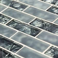 glass brick mosaic tile