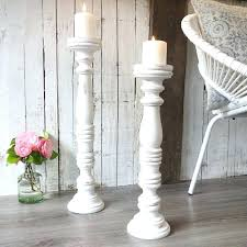 floor candle holders extra tall candle holders extra tall floor candlesticks white candle holders for candlelight