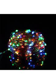 Trend Avenue Pilli Renkli Peri Led Işık Saçak 10 Metre Dekoratif Aydınlatma  (rgb) Fiyatı, Yorumları - TRENDYOL