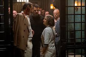 Sterling K. Brown and Jodie Foster in terrific sci-fi 'Hotel <b>Artemis</b> ...