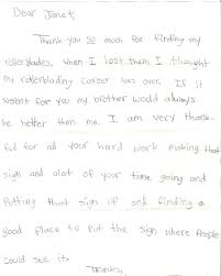 Thank You Letter To My Boyfriend My Boyfriend's Mom Returned Some Rollerblades She Found At The Park 10