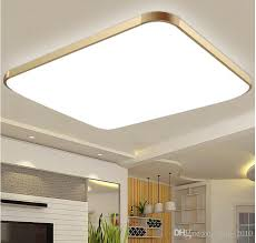 kitchen lighting led. 2018 Dhl 2015modern Led Apple Ceiling Ligh Square 15w 30cm Kitchen Lighting