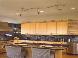 kitchen track lighting ideas. lighting in vaulted ceiling ideas with kitchen track