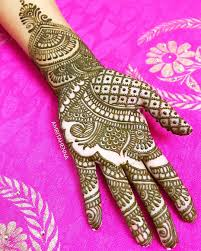 Indian Traditional Mehndi Design Hands Full Hand Traditional Henna Design For Beautiful Tanya