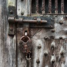 Medieval Doors medieval door locks & medieval rusty lock on an old wooden door 4590 by xevi.us
