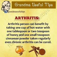 home remedies for arthritis pain relief
