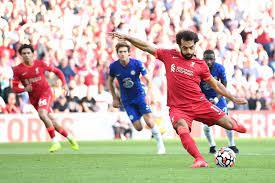ليفربول ضد تشيلسي.. محمد صلاح يشعل أنفيلد بتعادل قاتل في الشوط الأول - واتس  كورة