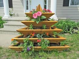 tiered raised bed