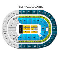 Keybank Center Seating Chart Keybank Center Seating Chart With Seat Numbers Beautiful 21
