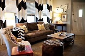 View in gallery Chevron accents in yellow, grey and black