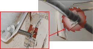 splitting lumber from center mounted springs