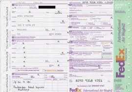 10 Various Ways To Do Fedex International Form Information