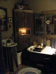 Small Picture 101 best Primitive Bathroom Decor images on Pinterest Bathroom