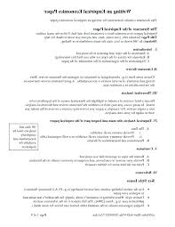 Sections Of Research Paper Apa Homework Sample