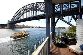 One Bedroom Balcony Suite Sydney Harbour View Hotel Suite Pier One Sydney Harbour