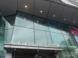 nice view and the smell of chocolate review of peak tower hong kong china tripadvisor