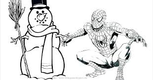 Coloring Page Spiderman Coloring Pages Spiderman Colouring Pages