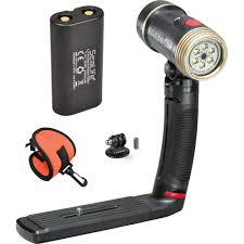 Sea Life Photo Video Light Amazon Com Sealife Sea Dragon 2000 Led Video Light Sl984 W