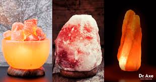 Real Salt Lamp Best Himalayan Salt Lamp Benefits Real Vs Fake Salt Lamps Dr Axe