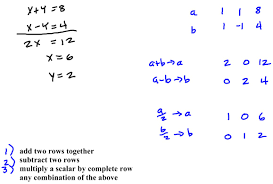 delectable solve system of equations calculator matrix tessshlo simultaneous nt full size