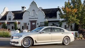 No. 8: BMW Alpina B7 xDrive – Robb Report
