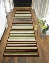 full size of interesting green runner rug pleasurable large contemporary stripe design brown in x rugs