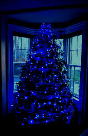 35 Frosty Blue And White Christmas Décor Ideas  DigsDigsBlue Christmas Tree Ideas