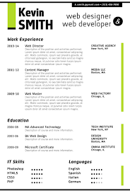 resume folio cvfolio best 10 resume templates for microsoft word