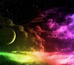 Neon Space Wallpapers - Top Free Neon ...