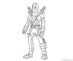We have collected 40+ deadpool coloring page images of various designs for you to color. Printable Deadpool Coloring Pages For Kids Coloring4free Coloring4free Com