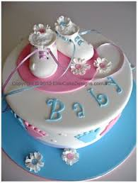 72 Best Baby Shower Cakesbootiesshoes Images Baby Cakes Cakes