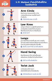 5 ท่า Workout ทำเองได้จริงที่บ้าน โดยโค้ชฟ้าใส – THE STANDARD