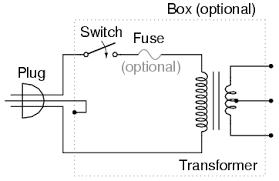 power supply of transformer step down transformer definition at Step Down Transformer Diagram